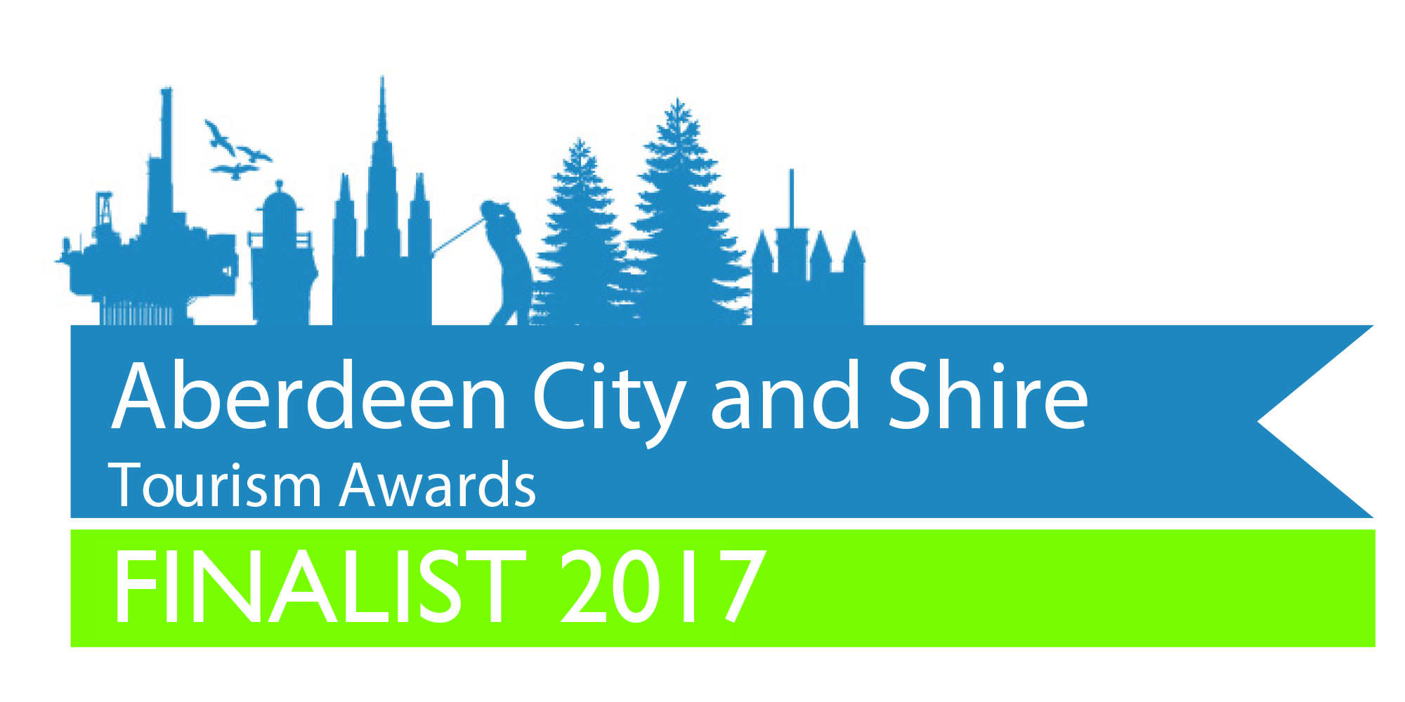 Aberdeen City and Shire Tourism Award 2017 Finalist