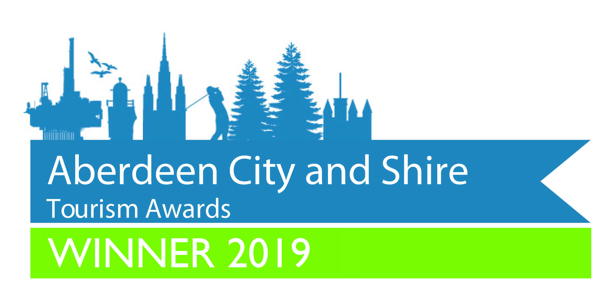 Aberdeen City and Shire Tourism Award 2019 Winner